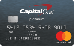 capital one platinum-card-art